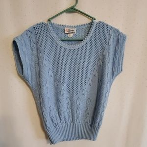 Vintage | Light Blue Sweater